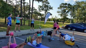 Morning Boot Camp @ Patton Park | Jacksonville | Florida | United States
